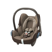 MAXI COSI CabrioFix Earth Brown 2017