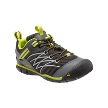 KEEN Chandler CNX Raven/Bright Charteuse
