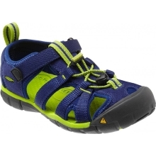 KEEN Seacamp II CNX Blue Depths/Lime Green vel. 11