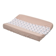 LODGER Changer Cotton Quilt Nude