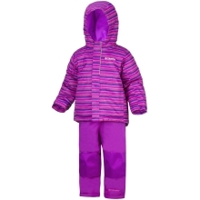 COLUMBIA Buga Set Bright Plum Stripe Print