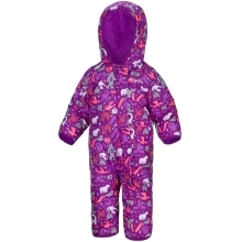 COLUMBIA Snuggly Bunny Bunting Bright Plum Animal Print