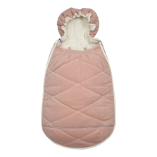 LODGER Mini Bunker Fleece Blush