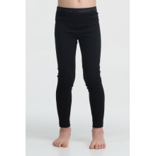 ICEBREAKER Kids Oasis Leggings Black/White