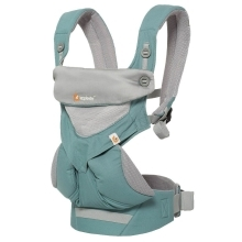 ERGOBABY Nosítko 360 Four position Icy Mint