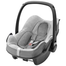 MAXI COSI Letní potah Pebble Plus a Rock Cool Grey