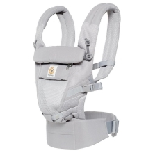 ERGOBABY Nosítko Adapt Cool Air Mesh Pearl Grey