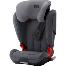 RÖMER Kidfix XP Black Edition Storm Grey