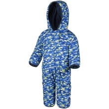 COLUMBIA Snuggly Bunny Bunting Super Blue Bloc 18/24