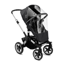 BUGABOO Donkey/Buffalo/Runner Pláštěnka High Performance Black