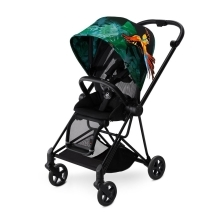 CYBEX Mios Fashion Black Birds of Paradise 2018