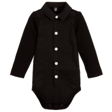 THE TINY UNIVERSE Body Tuxedo All Black