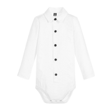 THE TINY UNIVERSE Body Tuxedo White