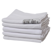 LODGER Swaddler Solid 70 x 70 cm White