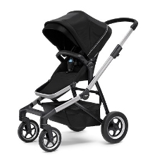 THULE Sleek Midnight Black