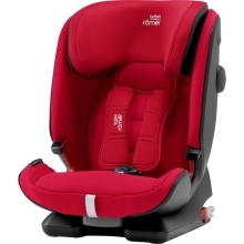 RÖMER Advansafix IV R Fire Red 2019