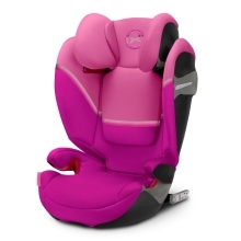 CYBEX Solution S-Fix Magnolia Pink 2020