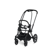 CYBEX Priam podvozek Matt Black + Seat 2021