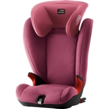 RÖMER Kidfix SL Black Wine Rose