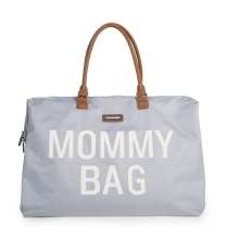 CHILDHOME Mommy Bag Big Grey