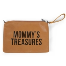 CHILDHOME Mommy Clutch Brown