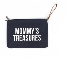 CHILDHOME Mommy Clutch Navy