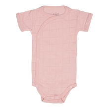 LODGER Romper Solid Short Sleeves Sensitive