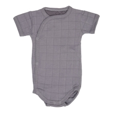 LODGER Romper Solid Short Sleeves Donkey