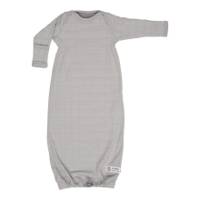 LODGER Hopper Newborn Solid Mist vel. 50/62