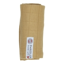 LODGER Swaddler Solid 70 x 70 cm Honey