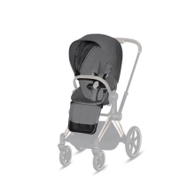 CYBEX Priam Seat Pack Plus Manhattan Grey 2021