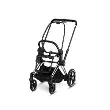 CYBEX Priam podvozek e-Priam Chrome Black + Seat 2019