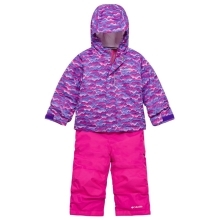 COLUMBIA Buga Set Pink Clover Trees 2019 vel. 2T