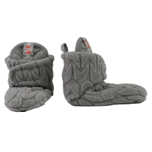 LODGER Slipper Fleece Empire Sharkskin