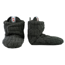 LODGER Slipper Fleece Empire Pigeon