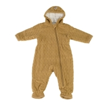 LODGER Skier Empire Fleece Dark Honey