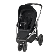 MAXI COSI Mura 3 Plus Black Crystal 2017