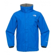 THE NORTH FACE Boys Resolve Jacket Nautical Blue vel.XS