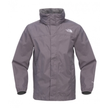 THE NORTH FACE Boys Resolve Jacket Graphite Grey,Spring Green