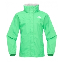 THE NORTH FACE Girls Resolve Jacket Mojito Green