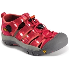 KEEN Newport H2 Barberry/Hot Coral Print