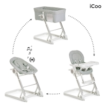 ICOO Grow with me 123 Diamond Grey