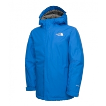 THE NORTH FACE Boys Insulated Open Gate Jacket Nautical Blue vel.XS