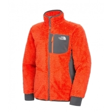 THE NORTH FACE Boys Blizzard Full Zip Spicy Orange