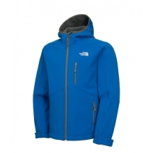 THE NORTH FACE Boys Softshell Jacket Nautical Blue