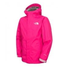THE NORTH FACE Girls Evolution Triclimate Jacket Passion Pink