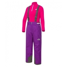 THE NORTH FACE Girls Skyward Insulated Pant Pixie Purple