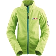 HANNAH mikina Mine JR Lime Green vel.152