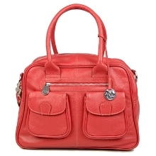 LIN and LEO Babybag Red