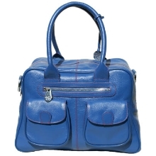 LIN and LEO Babybag Royal Blue
